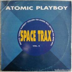 Discos de vinilo: SPACE TRAX – VOLUME 2, MAX MUSIC MMA-465. Lote 190855601