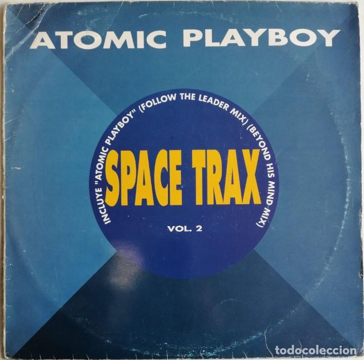 Discos de vinilo: Space Trax-Volume 2, Max Music MMA-465 - Foto 2 - 190855601