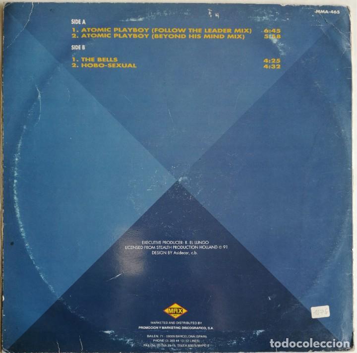 Discos de vinilo: Space Trax-Volume 2, Max Music MMA-465 - Foto 3 - 190855601
