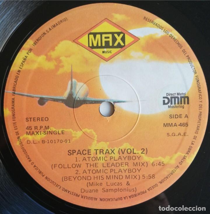 Discos de vinilo: Space Trax-Volume 2, Max Music MMA-465 - Foto 5 - 190855601