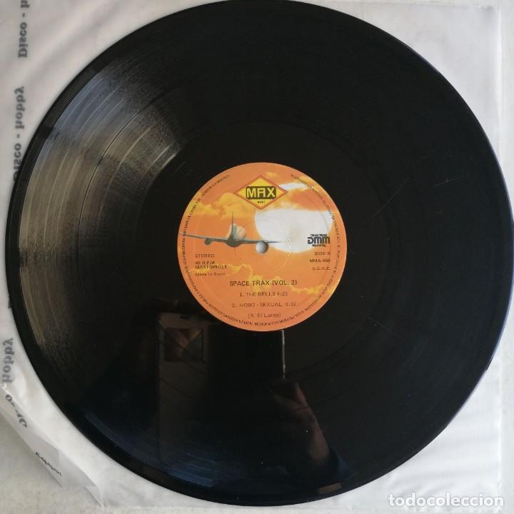 Discos de vinilo: Space Trax-Volume 2, Max Music MMA-465 - Foto 6 - 190855601