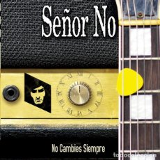 Discos de vinilo: SEÑOR NO NO CAMBIES SIEMPRE LP (GATEFOLD) . PUNK ROCK HIGH ENERGY NCC MC5. Lote 190862336