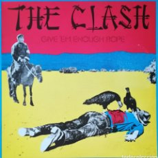 Discos de vinilo: DISCO THE CLASH. Lote 190869907