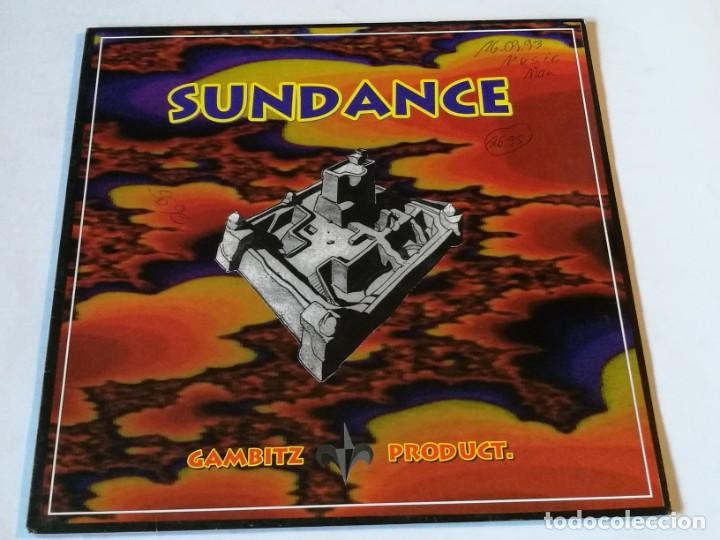 VARIOUS - SUNDANCE - 1993 - LP (Música - Discos - LP Vinilo - Techno, Trance y House)