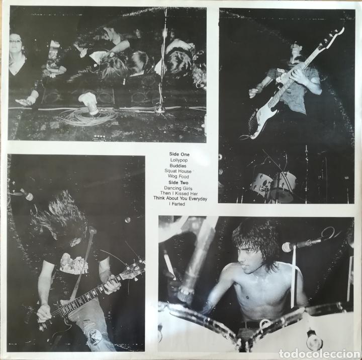 Discos de vinilo: Disco The Hard-Ons - Foto 3 - 190875380