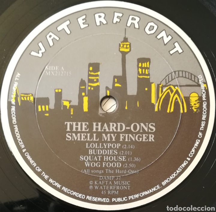 Discos de vinilo: Disco The Hard-Ons - Foto 5 - 190875380