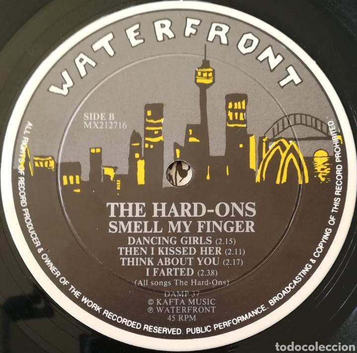 Discos de vinilo: Disco The Hard-Ons - Foto 6 - 190875380
