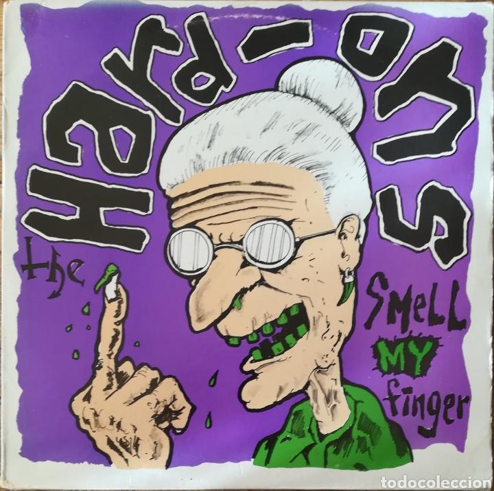 DISCO THE HARD-ONS (Música - Discos - LP Vinilo - Punk - Hard Core)