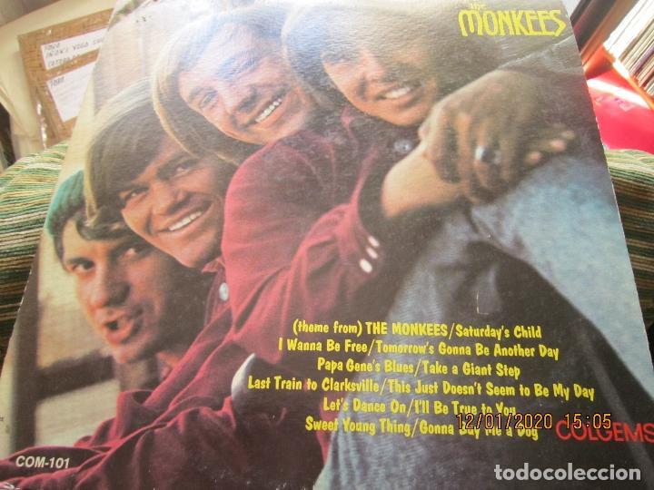 Discos de vinilo: THE MONKEES - MEET THE MONKEES LP - ORIGINAL U.S.A. - COLGEMS RECORDS 1966 - MONOAURAL - Foto 8 - 190875870