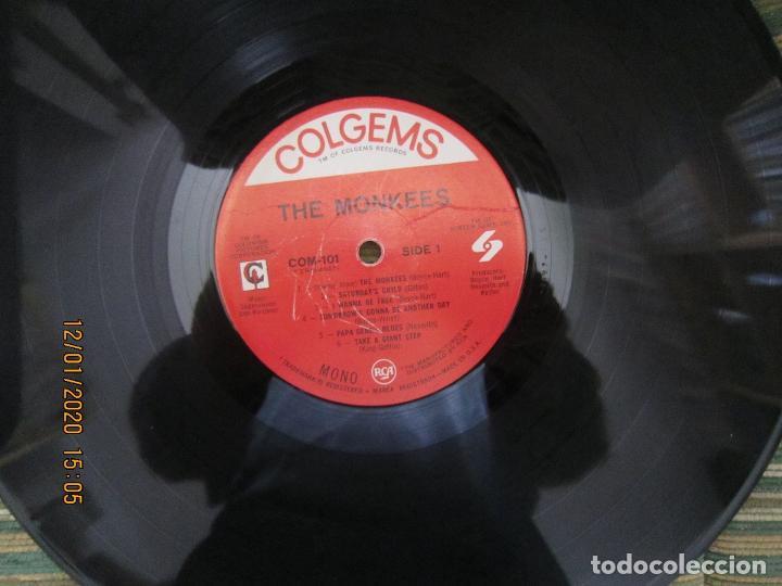 Discos de vinilo: THE MONKEES - MEET THE MONKEES LP - ORIGINAL U.S.A. - COLGEMS RECORDS 1966 - MONOAURAL - Foto 10 - 190875870
