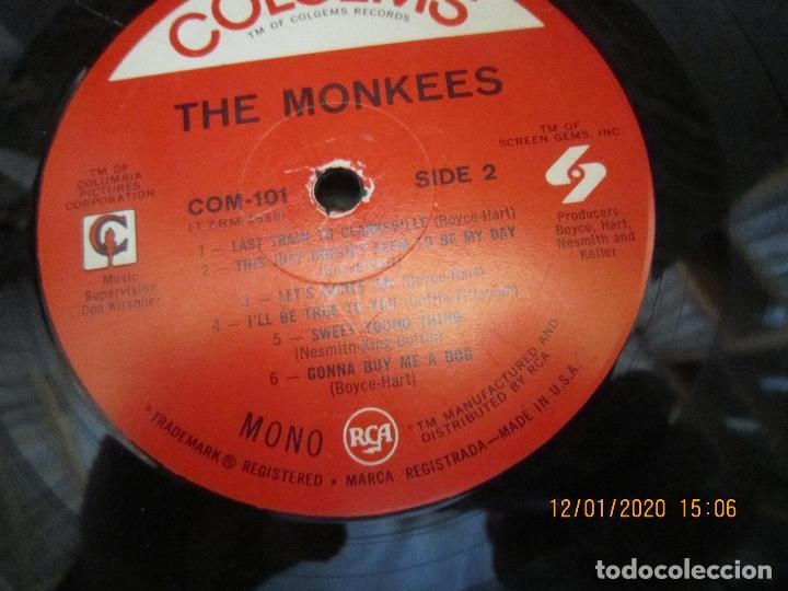 Discos de vinilo: THE MONKEES - MEET THE MONKEES LP - ORIGINAL U.S.A. - COLGEMS RECORDS 1966 - MONOAURAL - Foto 13 - 190875870