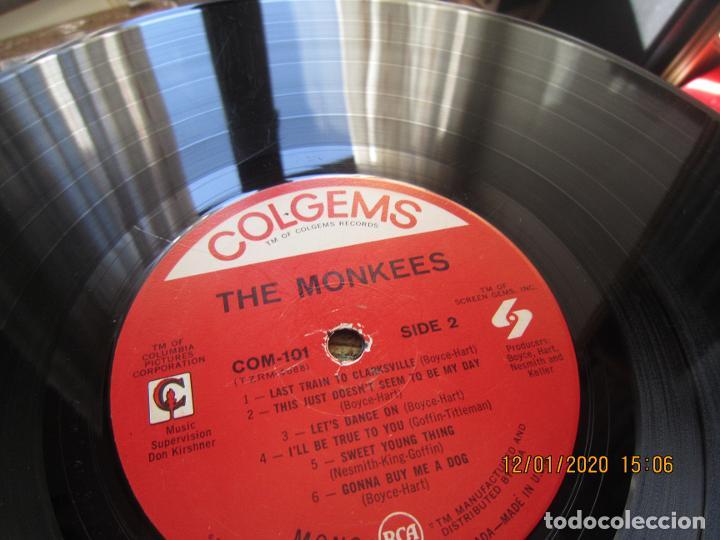 Discos de vinilo: THE MONKEES - MEET THE MONKEES LP - ORIGINAL U.S.A. - COLGEMS RECORDS 1966 - MONOAURAL - Foto 14 - 190875870