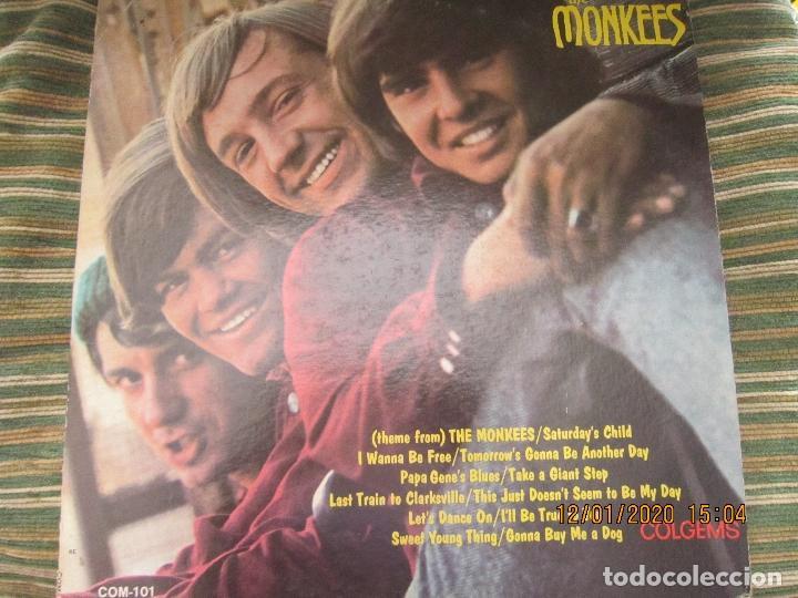 Discos de vinilo: THE MONKEES - MEET THE MONKEES LP - ORIGINAL U.S.A. - COLGEMS RECORDS 1966 - MONOAURAL - Foto 16 - 190875870