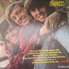 Discos de vinilo: THE MONKEES - MEET THE MONKEES LP - ORIGINAL U.S.A. - COLGEMS RECORDS 1966 - MONOAURAL. Lote 190875870