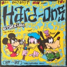 Discos de vinilo: DISCO THE HARD-ONS. Lote 190878863