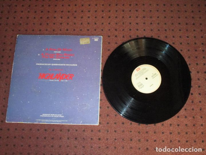 Discos de vinilo: QUEEN - A KIND OF MAGIC - MAXI - SPAIN - EMI - L - - Foto 3 - 190899872