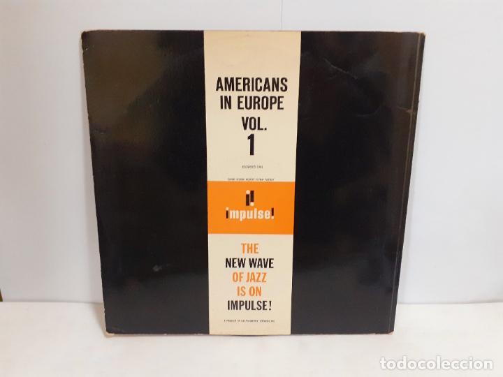 Discos de vinilo: AMERICANS IN EUROPE VOL.1 (550) - Foto 2 - 190900326
