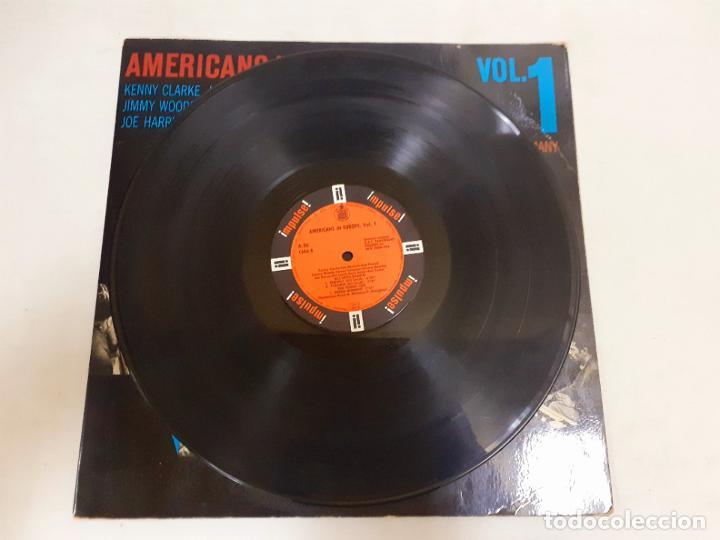 Discos de vinilo: AMERICANS IN EUROPE VOL.1 (550) - Foto 3 - 190900326