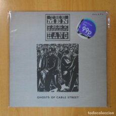 Discos de vinilo: THE MEN THEY COULDN T HANG - GHOSTS OF CABLE STREET - MAXI. Lote 190912411