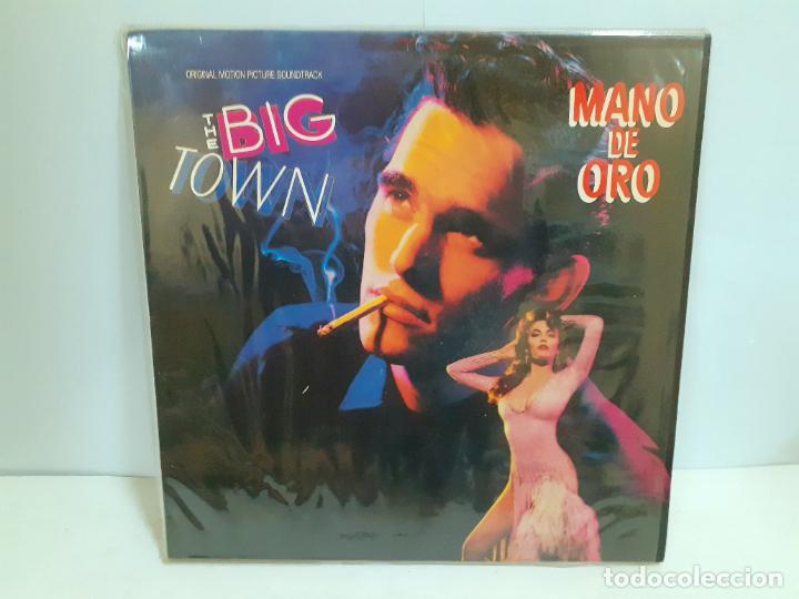THE BIG TOWN - MANO DE ORO (571) (Música - Discos - LP Vinilo - Bandas Sonoras y Música de Actores )