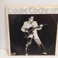 Discos de vinilo: EDDIE COCHRAN - LEGENDARY MASTER SERIES (574). Lote 190919452