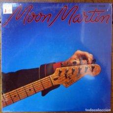 Disques de vinyle: MOON MARTIN - STREET FEVER- 1980 - EDICIÓN AMERICANA, PRECINTADO - EAGLES. Lote 190975141