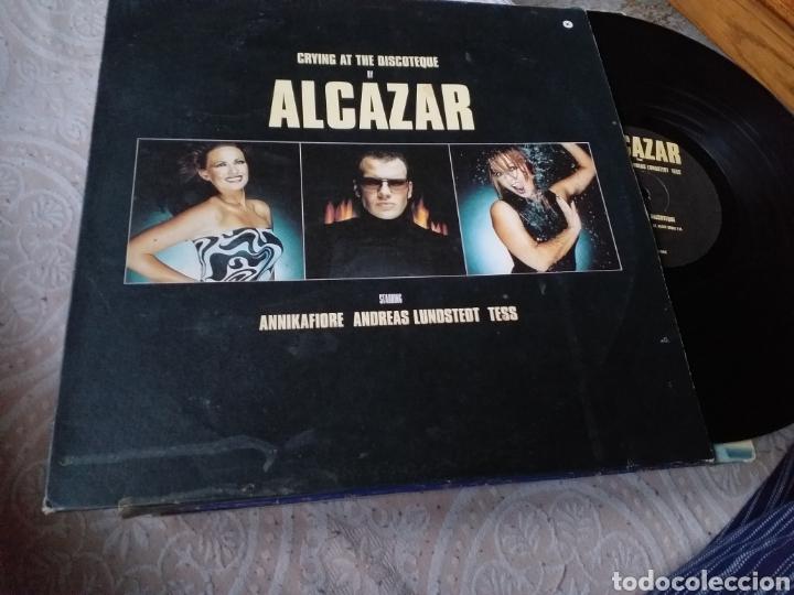 CRYING AT THE DISCOTEQUE BY ALCAZAR (Música - Discos - LP Vinilo - Electrónica, Avantgarde y Experimental)