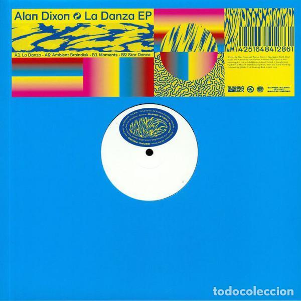 ALAN DIXON - LA DANZA EP - 12'' [RUNNING BACK, 2019] (Música - Discos de Vinilo - EPs - Techno, Trance y House)