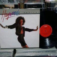 Discos de vinilo: LMV - HAYWOODE. ARRIVAL. CBS 1985, REF. S 25704 (SP) . Lote 190987045