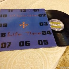 Discos de vinilo: A.V.M. PROJECT FEAT. LINDA HERMES LIFE TIME. Lote 190987476