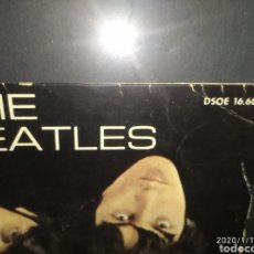 Discos de vinilo: LOTE 6 SINGLES BEATLES DSOE 166.75; 16.688; 16.579; 16.689; 16.643; DSOL 66.080. Lote 190989441