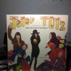 Discos de vinilo: LP TATER TOTZ ( RARAS VERSIONES DE BEATLES, ROLLING STONES, QUEEN, CAETANO VELOSO, YOKO ONO ). Lote 190991258