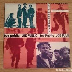 Discos de vinilo: DISCO VINILO JOE PUBLIC. Lote 190994951