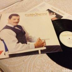 Discos de vinilo: FREDDIE MERCURY THE ALBUM ESPAÑA 1992 COMO NUEVO. Lote 190996448