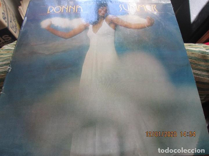 Discos de vinilo: DONNA SUMMER - A LOVE TRILOGY LP - ORIGINAL ESPAÑOL - ARIOLA RECORDS 1976 - - Foto 5 - 190996938