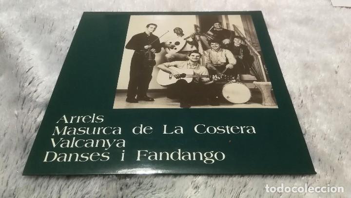 Discos de vinilo: RITME TRENCAT - ARRELS, MASURCA DE LA COSTERA, VALCANYA ,ETC.MEGA RITME 1992 NUEVO!!! - Foto 2 - 191006208