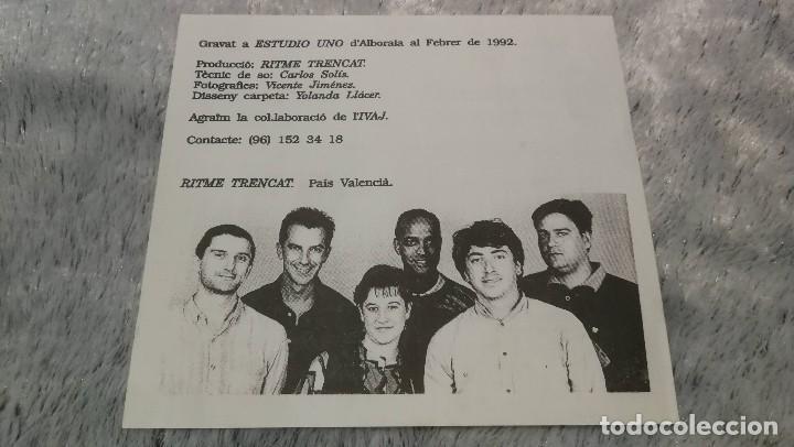 Discos de vinilo: RITME TRENCAT - ARRELS, MASURCA DE LA COSTERA, VALCANYA ,ETC.MEGA RITME 1992 NUEVO!!! - Foto 4 - 191006208