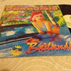 Discos de vinilo: PARADISIO BAILANDO IBIZA REMIX BY 2 FABIOLA. Lote 191007863