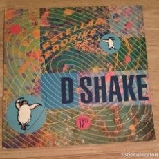 Discos de vinilo: DISCO VINILO D SHAKE. Lote 191011036