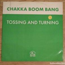 Discos de vinilo: DISCO VINILO CHAKKA BOOM. Lote 191012703