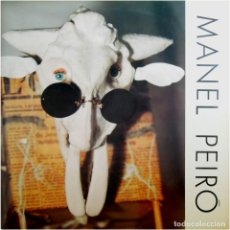 Discos de vinilo: MANEL PEIRÓ – ENMIG DEL JOC - LP SPAIN 1984 - FIORE DISC FLP-001 . Lote 191020466