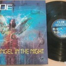 Discos de vinilo: CLOE' / ANGEL IN THE NIGHT / MAXI-SINGLE 12 INCH. Lote 191022773