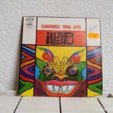 Discos de vinilo: ILLAPU . Lote 191034832