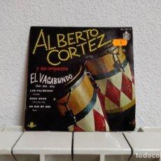 Discos de vinilo: ALBERTO CORTEZ . Lote 191040263