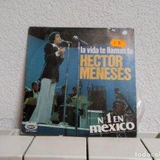 Discos de vinilo: HÉCTOR MENESES . Lote 191043908