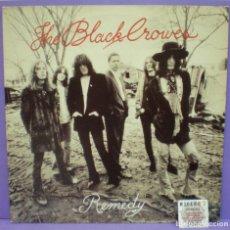Discos de vinilo: THE BLACK CROWES - REMEDY - MAXI SINGLE 12'. Lote 191053311