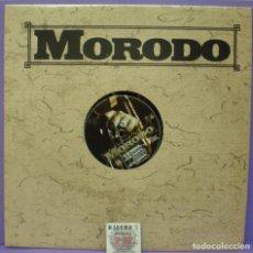 Discos de vinilo: MORODO - BAD BWOYS / YO ME PREGUNTO - MAXI SINGLE 12'. Lote 191053751