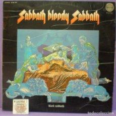 Discos de vinilo: BLACK SABBATH - SABBATH BLOODY SABBATH - LP EDICIÓN ESPAÑOLA 1974. Lote 191056428