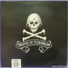 Discos de vinilo: TROOPS OF TOMORROW - MAXI 12'. Lote 191057287