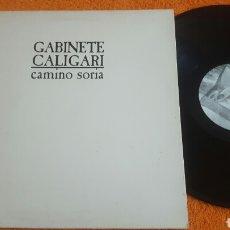 Discos de vinilo: GABINETE CALIGARI CAMINO SORIA LP. Lote 191068096